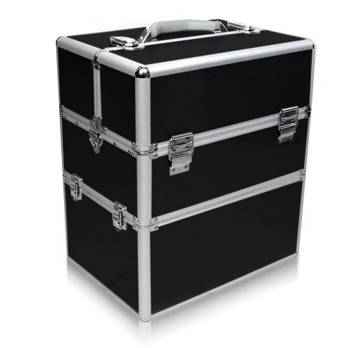 """Kosmetinis lagaminas """"Juodas"""""""